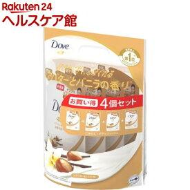 ダヴ ボディウォッシュ シアバター&バニラ つめかえ用(360g*4個セット)【ダヴ(Dove)】