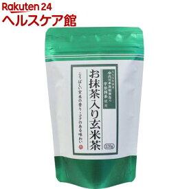 寿老園 お抹茶入り玄米茶(120g)【寿老園】