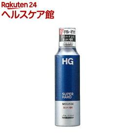 HG スーパーハードムース 柔らかい髪用a(180g)【more20】【HG(エイチジー)】
