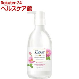 ダヴ ボディウォッシュ ボタニカルセレクション ダマスクローズ ポンプ(500g)【more20】【ダヴ(Dove)】