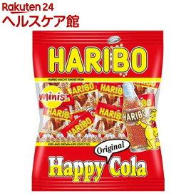 ハリボー ミニハッピーコーラ(250g)【spts3】【slide_8】【more20】【ハリボー(HARIBO)】