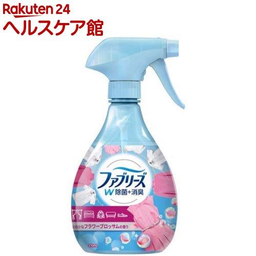ファブリーズ 消臭スプレー ほのかなフラワーブロッサムの香り(370mL)【ファブリーズ(febreze)】
