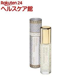 モア リトルラグジュアリーズ ロールオンパフュームオイル スノーガーデニア(9ml)【モア(MOR)】