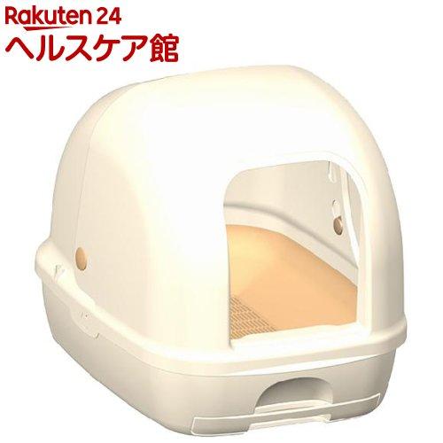 1週間 消臭・抗菌 デオトイレ フード付き本体セット(1セット)【デオトイレ】