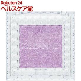 セザンヌ シングルカラーアイシャドウ 05 ピュアラベンダー(1.0g)【セザンヌ(CEZANNE)】
