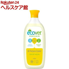 エコベール 住まい用洗剤(500mL)【エコベール(ECOVER)】