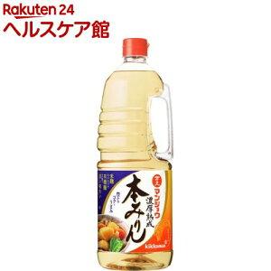 マンジョウ 濃厚熟成本みりん(1800ml)