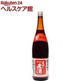 瑞鷹 東肥赤酒 料理用 雑酒(1)(1800ml)【spts4】