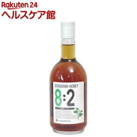 ドクダミハニー8:2(500ml)【山梨薬研】