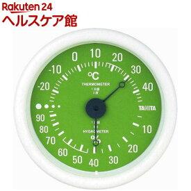 タニタ 温湿度計 TT515GR(1台)【タニタ(TANITA)】