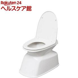 アイリスオーヤマ リフォームトイレ 据置式 ホワイト TR400(1台)【アイリスオーヤマ】