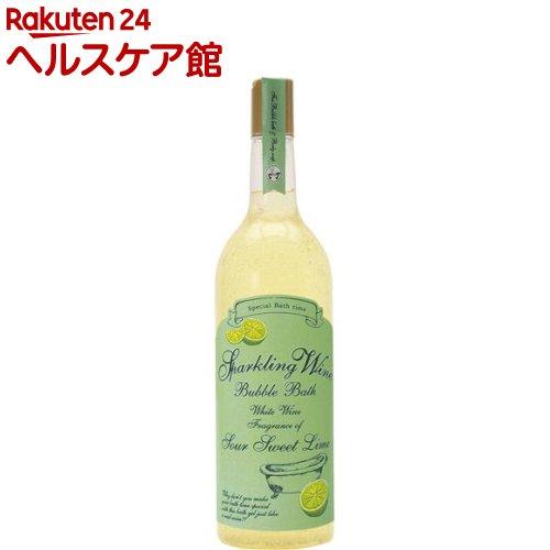 スパークリングワインバブルバス ホワイトワイン(810mL)