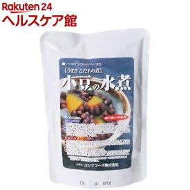 コジマフーズ 小豆の水煮(230g)