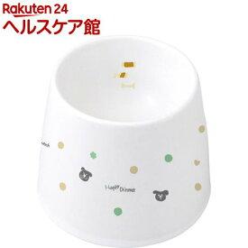 食べやすい陶製食器 犬用 M(1コ入)【マルカン(ペット)】