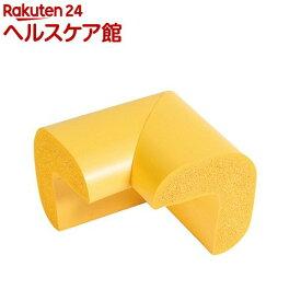 カーボーイ 安心クッションコーナー用 大 イエロー(1コ入)【カーボーイ】