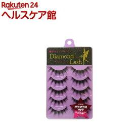 ダイヤモンドラッシュ レディグラマラス グラマラスアイ(上まつげ) DL51151(5ペア)【ダイヤモンドラッシュ】