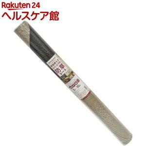 日本マタイ リバーシブル防草シート 1m*10m ブラウン*ベージュ(1枚入)【日本マタイ】