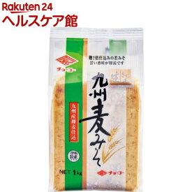 チョーコー醤油 九州麦みそ(1kg)【more20】
