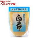 マルクラ食品 白みそ(250g)