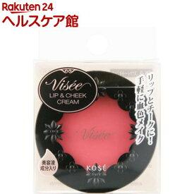 ヴィセ リシェ リップ&チーク クリーム スウィートピンク PK-9(5.5g)【ヴィセ リシェ】