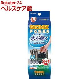 ニッソー バイオミックスパワー M NTM-243(3+1コ入)【NISSO(ニッソー)】