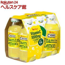 C1000 ビタミンレモン(140mL*6本入)【C1000】