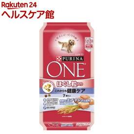 ピュリナワン ドッグ ほぐし粒入り 7歳以上 これからも健康ケア チキン(4.2kg)【dalc_purinaone】【ピュリナワン(PURINA ONE)】[ドッグフード]