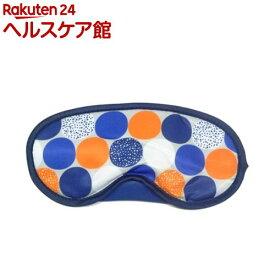 DQCo アイマスク レトロドット(1コ入)【DQCo(DQカンパニー)】