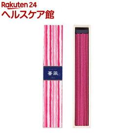 かゆらぎ 薔薇(ばら) スティック 香立付(40本入)【かゆらぎ】