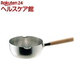 ヨシカワ ステンレス雪平鍋 18cm YH6752(1コ入)