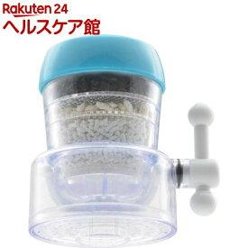 GAONA これエエやん 切替式三層クリーナー ブルー GA-HK034(1個)【GAONA】
