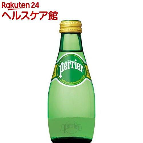 ペリエ 炭酸入りナチュラルミネラルウォーター(200mL*6本*4コ入)【ペリエ(Perrier)】