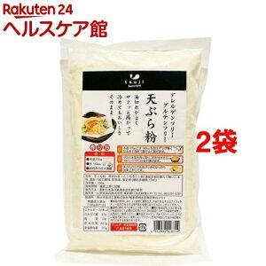 天ぷら粉 アレルゲン・グルテンフリー(250g*2コセット)【辻安全食品】