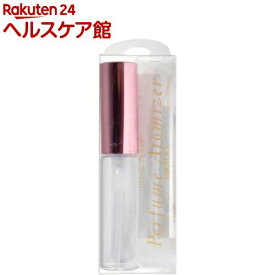 パフュームアトマイザー キャップピンク 50252(1本入)【MIKADO】
