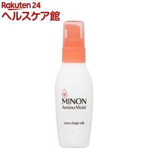 ミノン アミノモイスト モイストチャージ ミルク(100g)【slide_e4】【MINON(ミノン)】