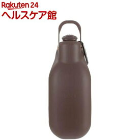 お散歩ハンディシャワーM ダークブラウン(1コ入)【リッチェル(ペット)】