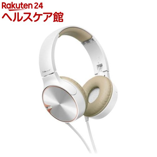 重低音シリーズ ヘッドバンドタイプ ブラウン SE-MJ722T-T(1コ入)【送料無料】