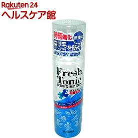 柳屋 薬用育毛 フレッシュトニック 無香料スーパークール(190g)【more20】【柳屋】