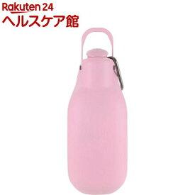 お散歩ハンディシャワーM ライトピンク(1コ入)【more20】【リッチェル(ペット)】