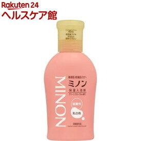 ミノン 薬用保湿入浴剤(480ml)【MINON(ミノン)】