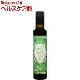 ケンユウ 有機食用麻の実油(230g)