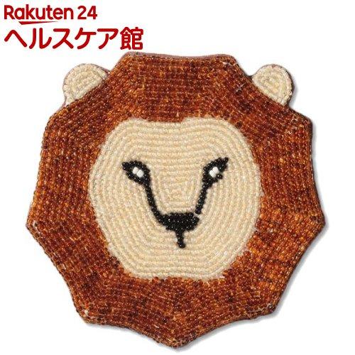 ビーズコースター アクト LION(1枚入)