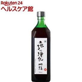ホメオパシージャパン スペシャルチンクチャー 土地の浄化(720mL)