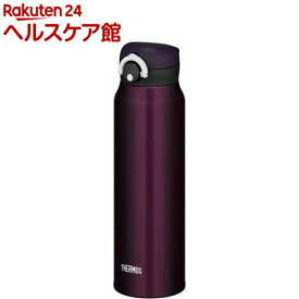 サーモス 真空断熱ケータイマグ ミッドナイトブラック 0.75L JNR-750 M-BK(1コ入)【サーモス(THERMOS)】