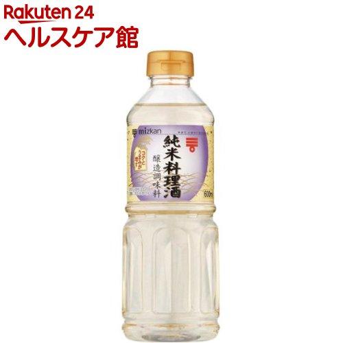 ケーキすし・パーティー ミツカン純米料理酒(600mL)