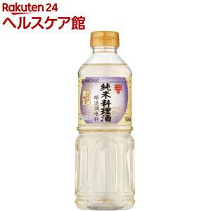 ミツカン純米料理酒(600ml)【spts4】【more30】