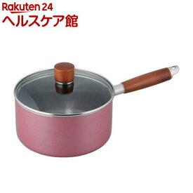 フューシャ IH対応片手鍋18cm FR-7502(1コ入)