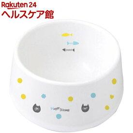 食べやすい陶製食器 猫用(1コ入)【マルカン(ペット)】