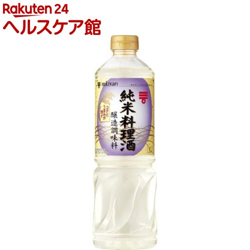ケーキすし・パーティー ミツカン純米料理酒(1L)