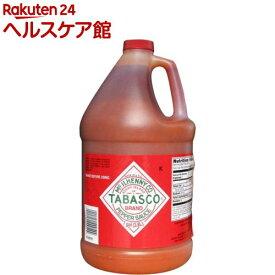 タバスコ ペパーソース(1ガロン)【タバスコ】